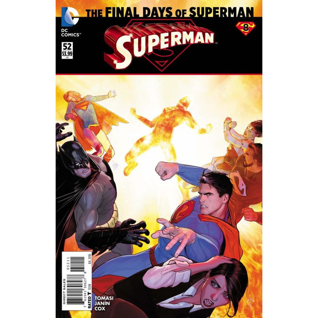 SUPERMAN #52 - Comics