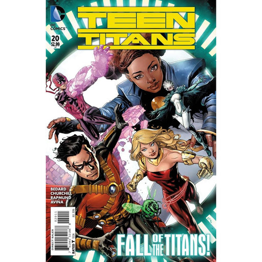 TEEN TITANS #20 - Comics