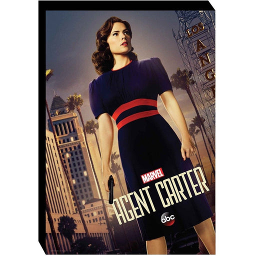MARVELS AGENT CARTER SEASON TWO DECLASSIFIED SLIPCASE HC - Books-Graphic-Novels