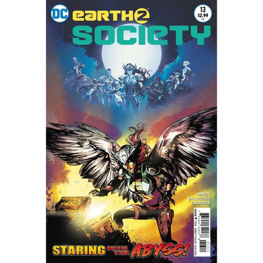 EARTH 2 SOCIETY #13 - Comics