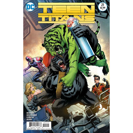 TEEN TITANS #21 - Comics