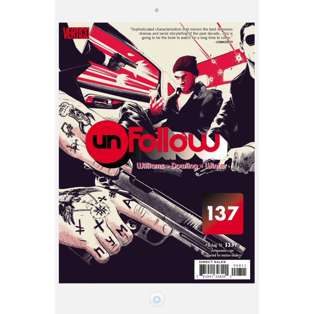 UNFOLLOW #8 - Comics