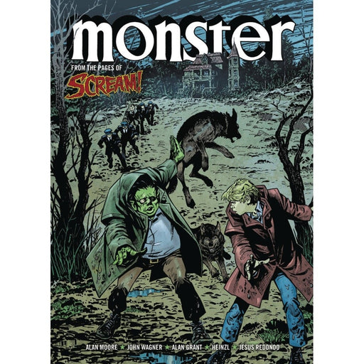 MONSTER TPB - Books-Graphic-Novels