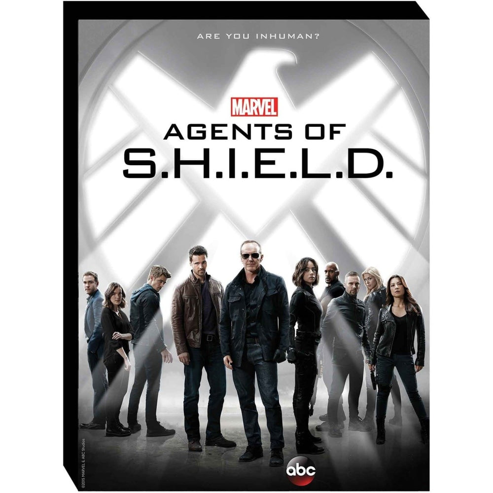 MARVELS AGENTS SHIELD SEASON THREE DECLASSIFIED SLIPCASE HC - Books-Graphic-Novels