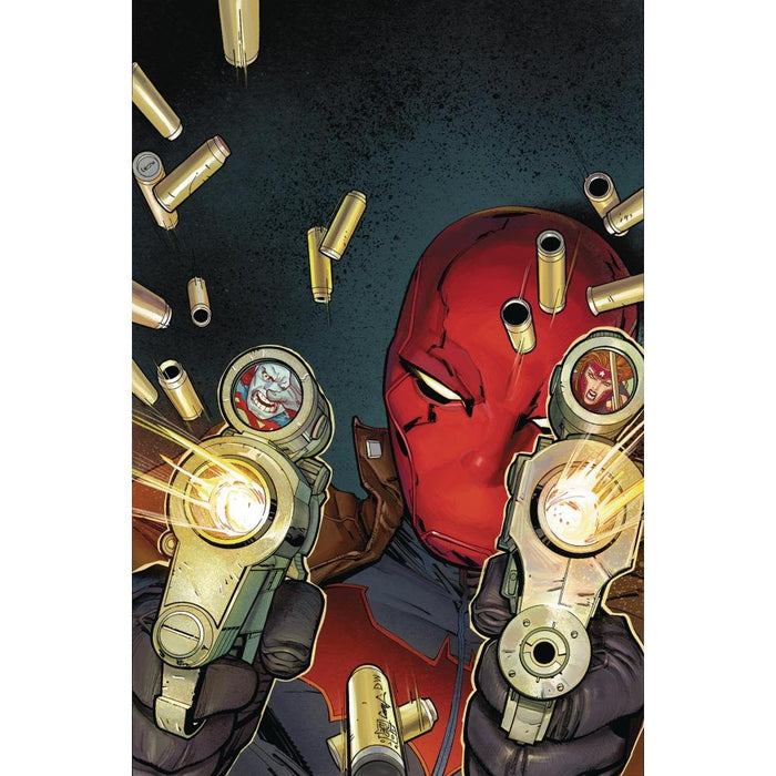 RED HOOD AND THE OUTLAWS REBIRTH #1 - Comics