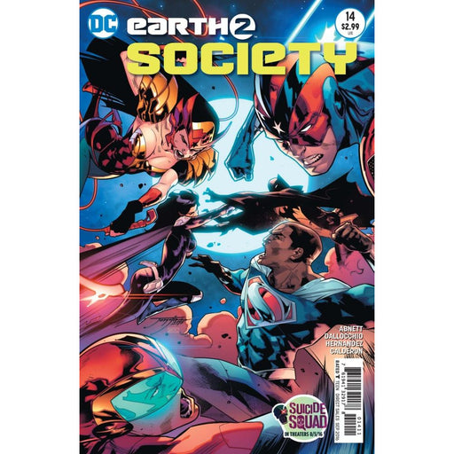 EARTH 2 SOCIETY #14 - Comics