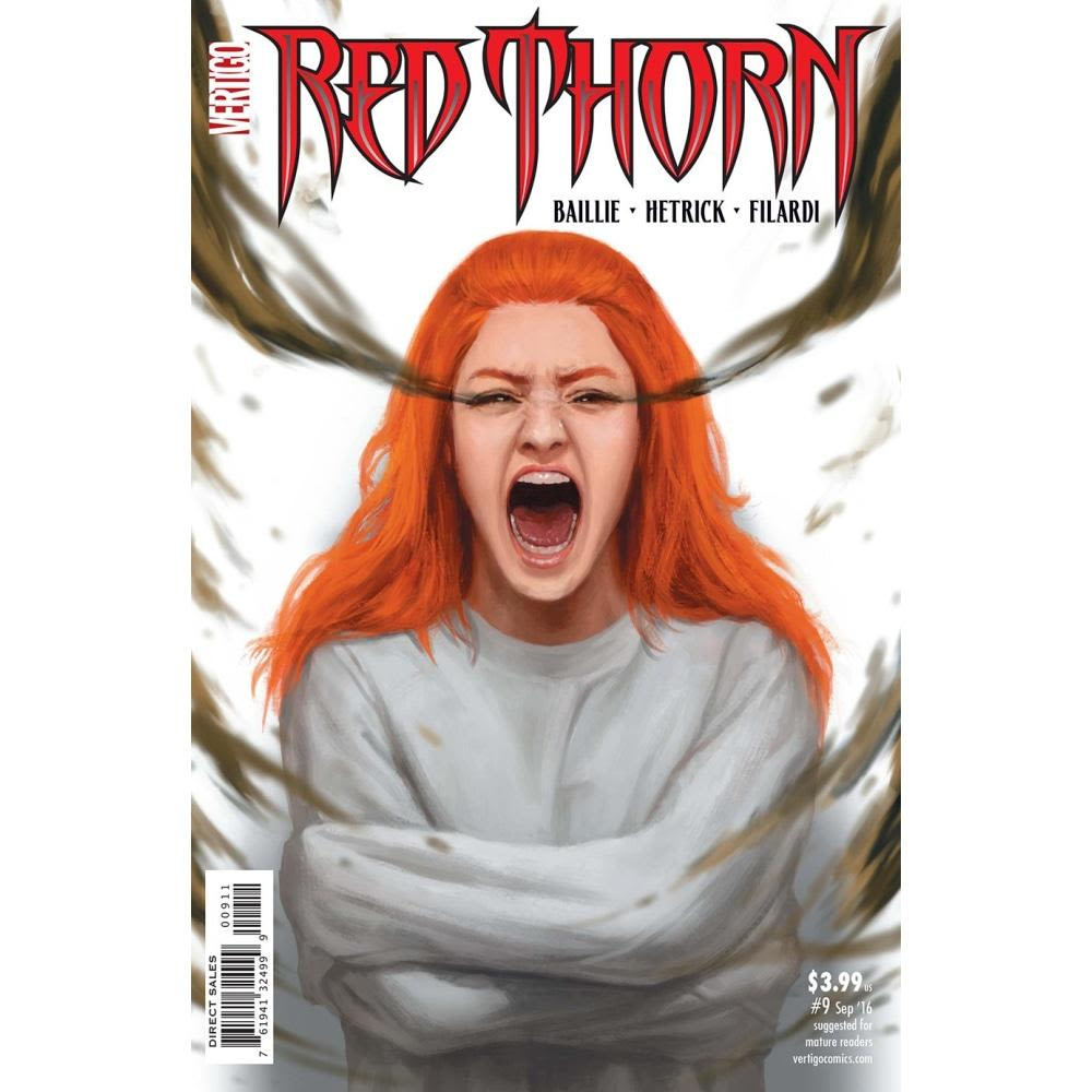 RED THORN #9 - Comics