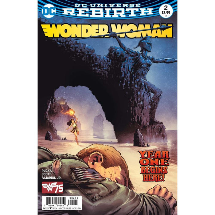 WONDER WOMAN #2 - Comics