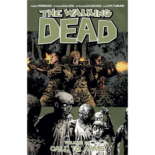 WALKING DEAD VOLUME 26 CALL TO ARMS TPB - Books Graphic Novels