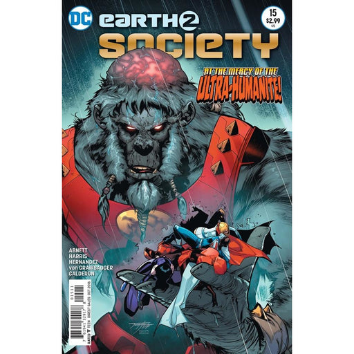 EARTH 2 SOCIETY #15 - Comics