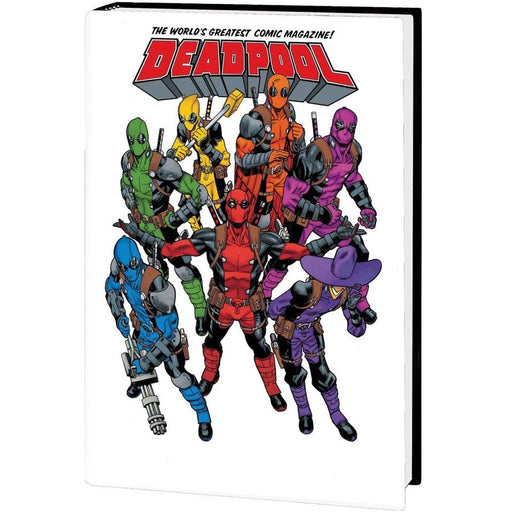 DEADPOOL WORLDS GREATEST HC VOL 01 - Books-Graphic-Novels