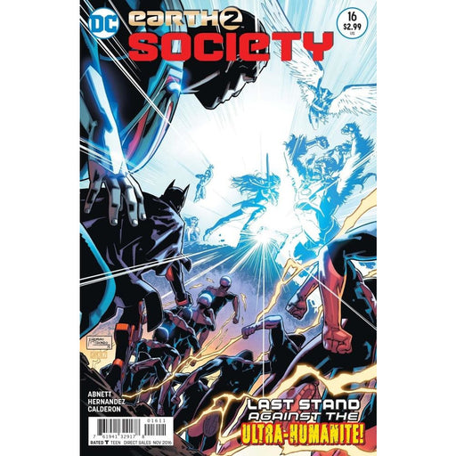 EARTH 2 SOCIETY #16 - Comics