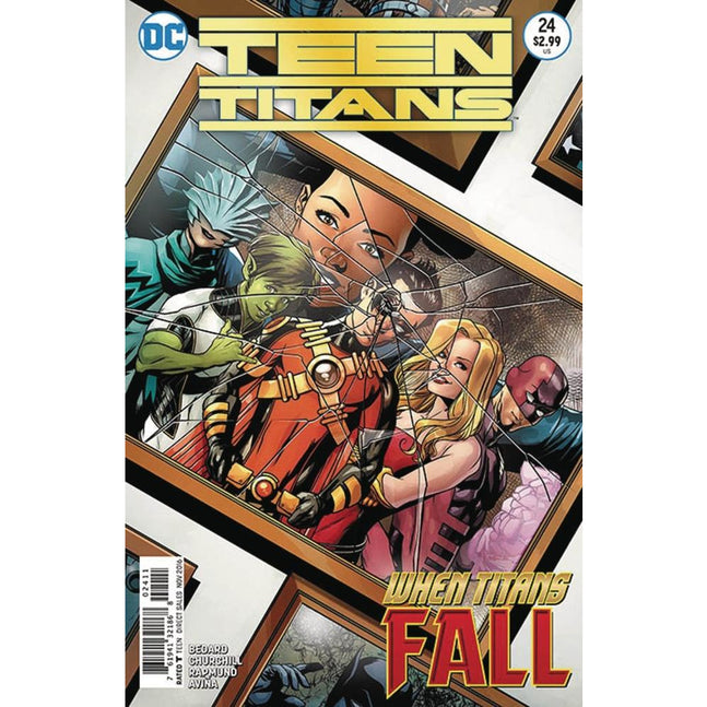 TEEN TITANS #24 - Comics