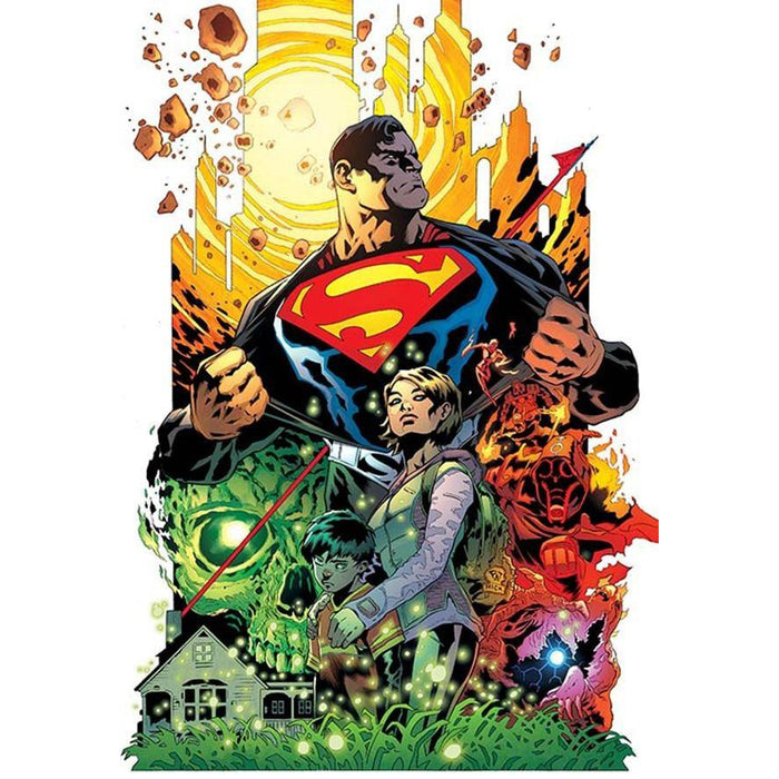 SUPERMAN #1 2ND PTG - Comics