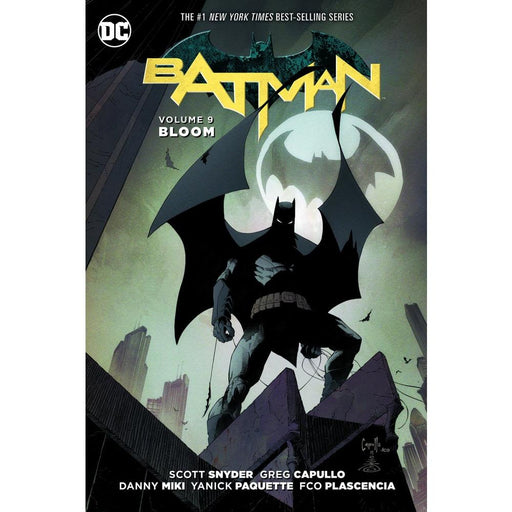 BATMAN VOL 09 BLOOM TPB - Books-Graphic-Novels