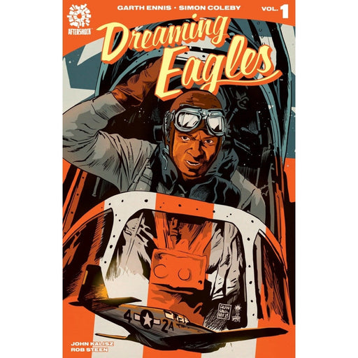 DREAMING EAGLES HARDCOVER 01 - Books-Graphic-Novels