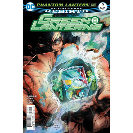 GREEN LANTERNS #9 - Comics