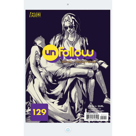 UNFOLLOW #12 - Comics
