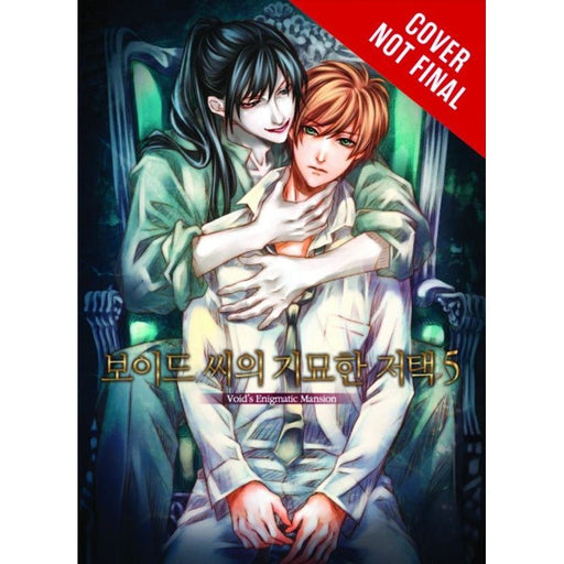 VOIDS ENIGMATIC MANSION GN VOL 05 - Books-Graphic-Novels
