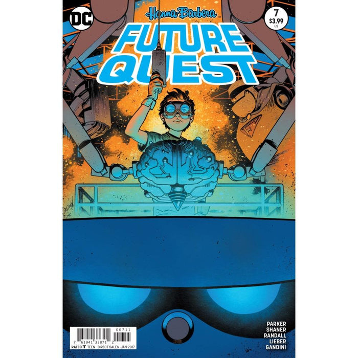 FUTURE QUEST #7 - COMIC BOOK - Comics