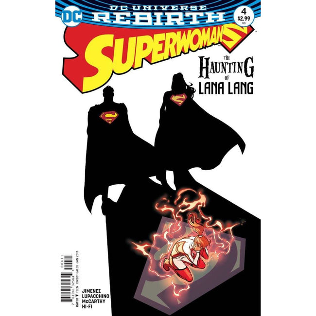 SUPERWOMAN #4 - Comics