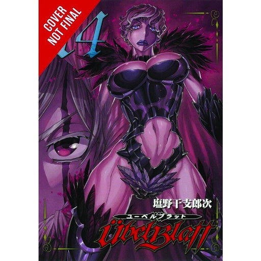 UBEL BLATT GN VOL 07 - Books-Graphic-Novels