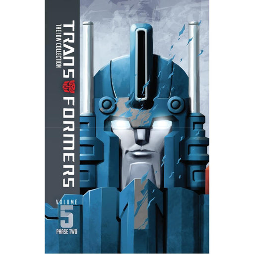 TRANSFORMERS IDW COLL PHASE 2 HARDCOVER VOLUME 5 - Books Graphic Novels