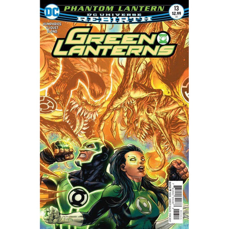GREEN LANTERNS #13 - Comics