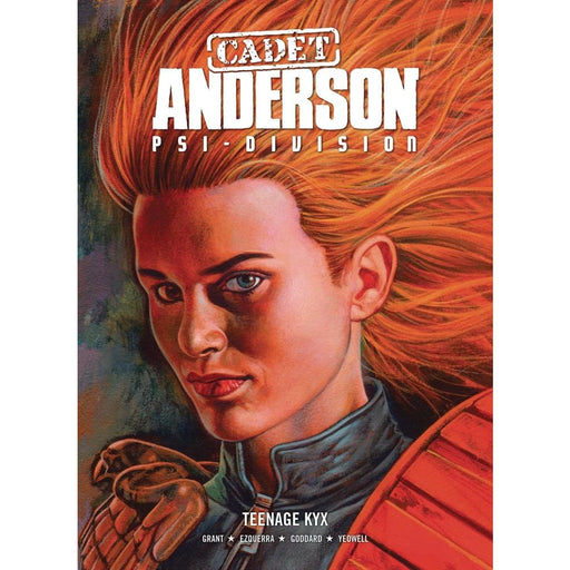 CADET ANDERSON TEENAGE KYX TPB - Books-Graphic-Novels