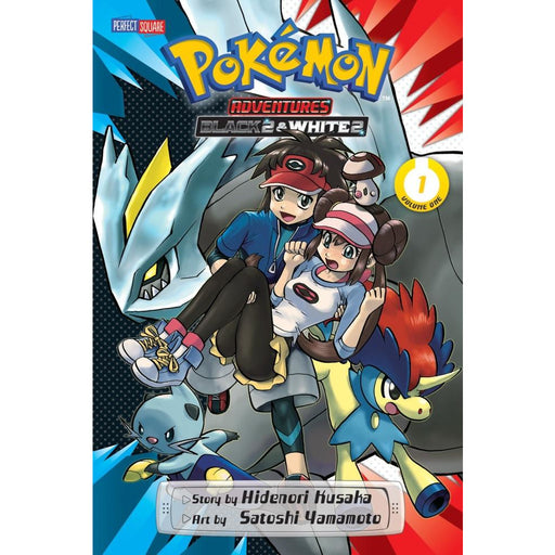 POKEMON ADV BLACK 2 WHITE 2 GN VOL 01 - Books-Graphic-Novels
