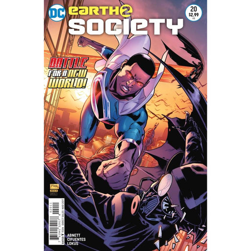 EARTH 2 SOCIETY #20 - Comics