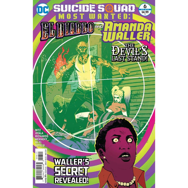 SUICIDE SQUAD MOST WANTED #6 (OF 6) - Comics