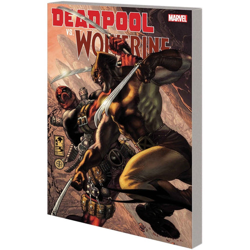 WOLVERINE VS DEADPOOL TPB - Books-Graphic-Novels