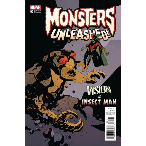 MONSTERS UNLEASHED #1 (OF 5) - COMIC BOOK - Comics
