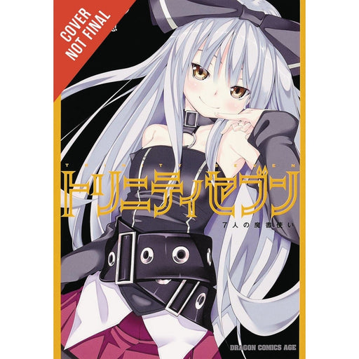 TRINITY SEVEN 7 MAGICIANS GN VOL 08 - Books-Graphic-Novels