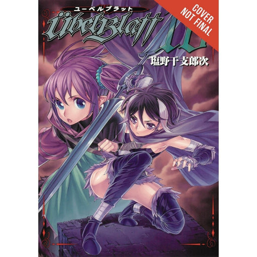 UBEL BLATT GN VOL 08 - Books-Graphic-Novels
