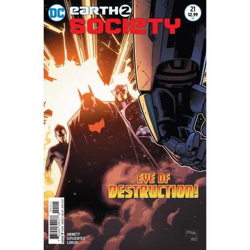 EARTH 2 SOCIETY #21 - Comics