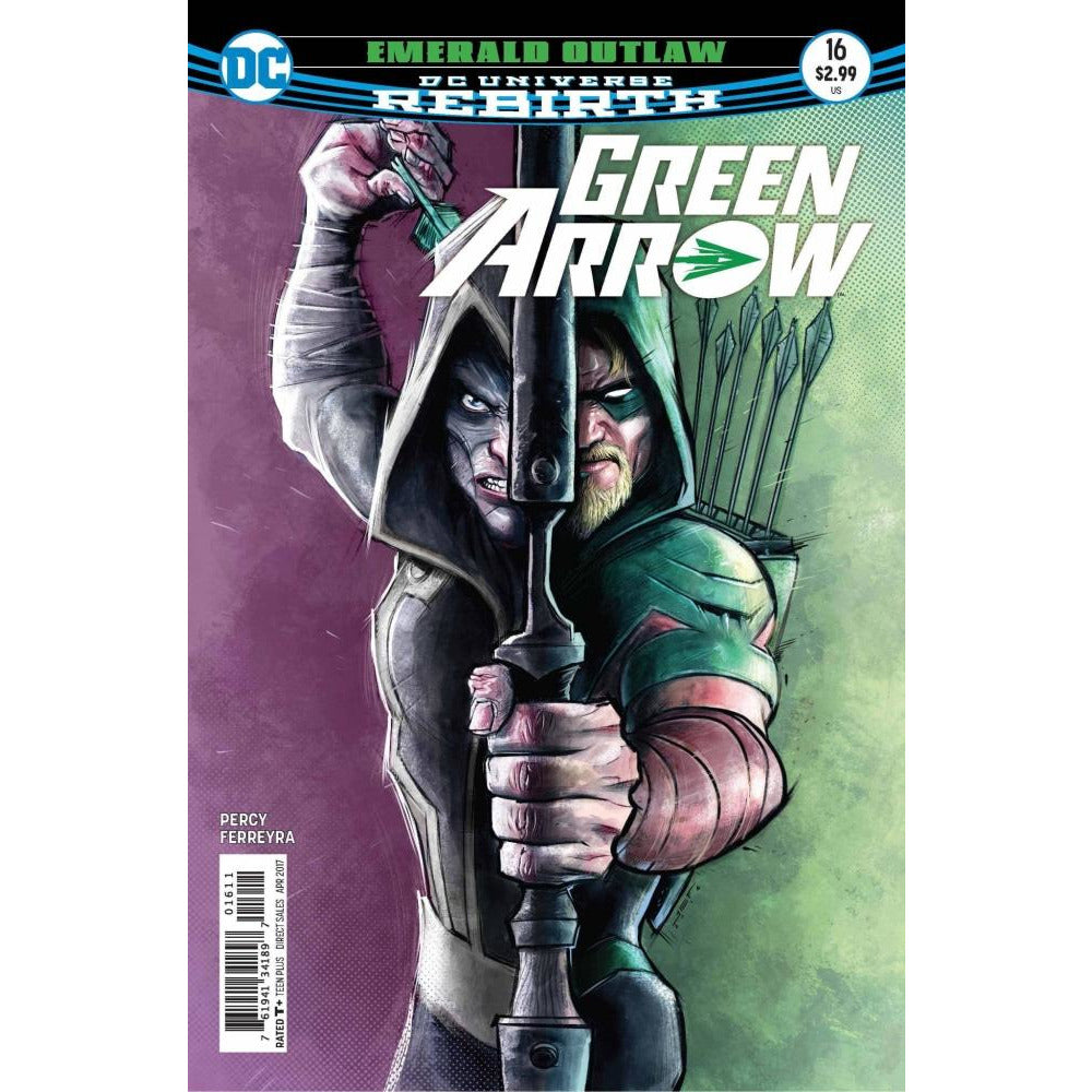 GREEN ARROW #16 - Comics