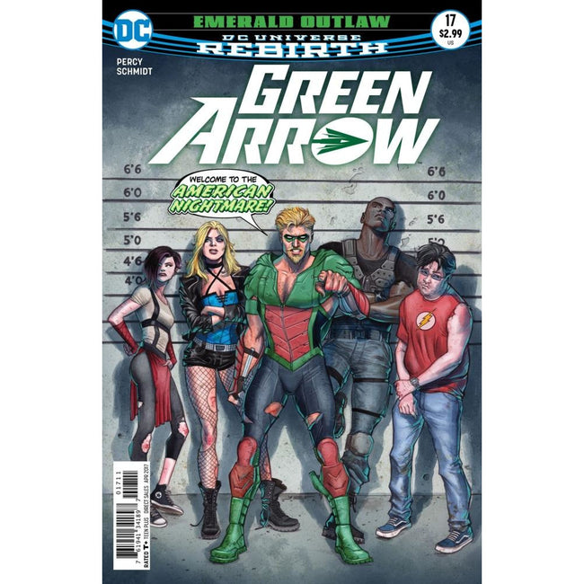 GREEN ARROW #17 - Comics