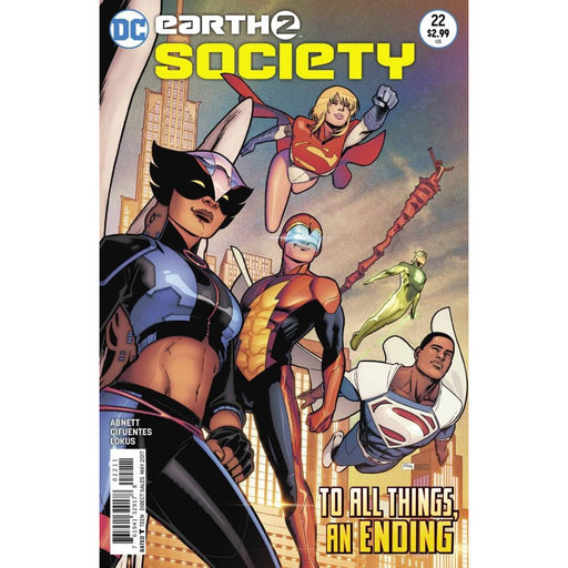 EARTH 2 SOCIETY #22 - Comics