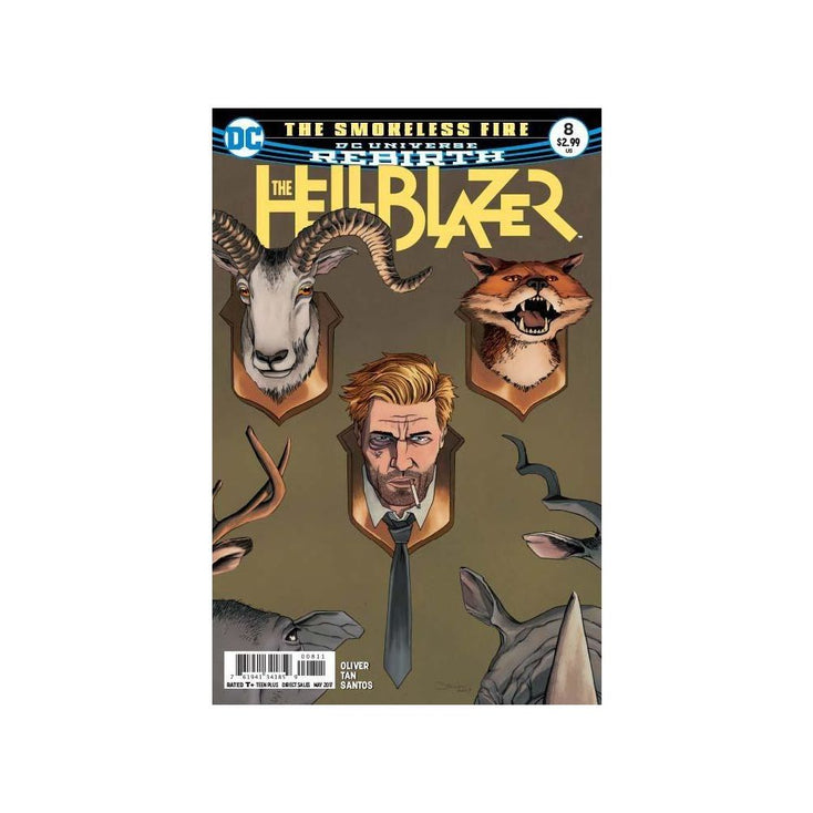 HELLBLAZER #8 - Comics