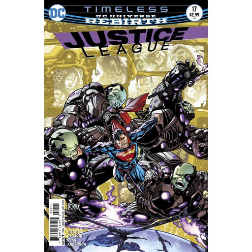 JUSTICE LEAGUE #17 - Comics