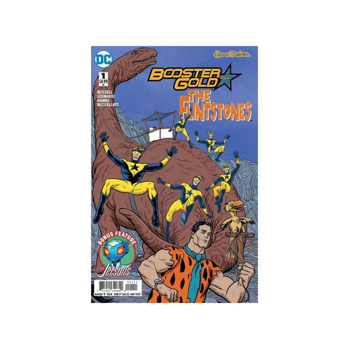 BOOSTER GOLD FLINTSTONES SPECIAL #1 - Comics