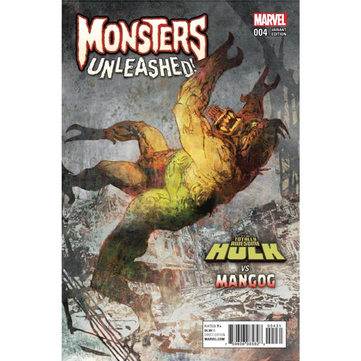 MONSTERS UNLEASHED #4 (OF 5) - COMIC BOOK - Comics