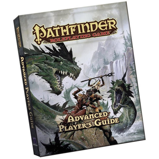 PATHFINDER RPG ADVANCED PLAYERS GUIDE POCKET ED - Games