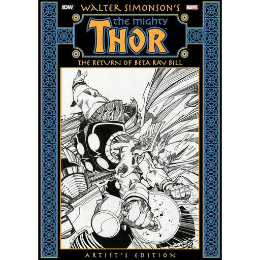 WALTER SIMONSON THOR RETURN OF BETA RAY BILL ARTIST ED HARDCOVER (N - Books Graphic Novels
