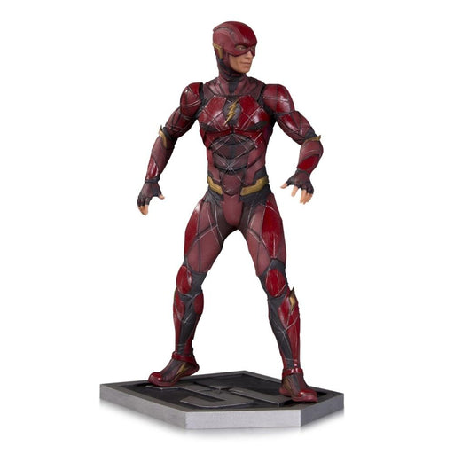 JUSTICE LEAGUE MOVIE THE FLASH STATUE - Toys/Models