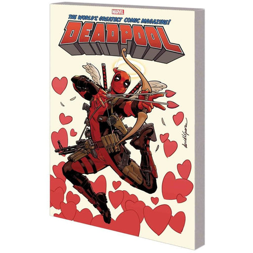 DEADPOOL WORLDS GREATEST VOL 07 DEADPOOL DOES SHAKESPEARE TPB - Books-Graphic-Novels