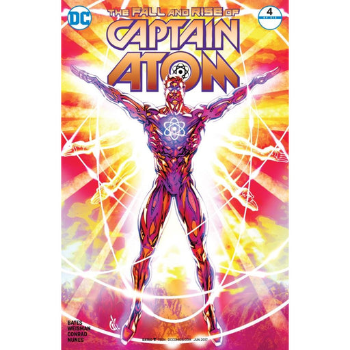 FALL AND RISE OF CAPTAIN ATOM #4 (OF 6) - Comics