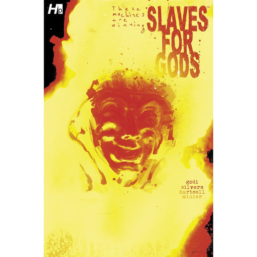 SLAVES FOR GODS GN VOL 01 JOCK CVR - Books-Graphic-Novels